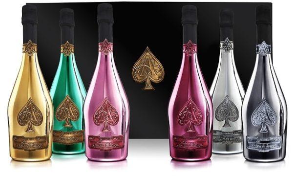 シャンパン アルマンド