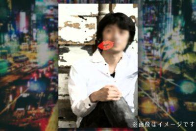 キスマークを付けた痛客(大阪ホストナビ)-min