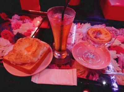 ホストカフェ_カフェご飯2