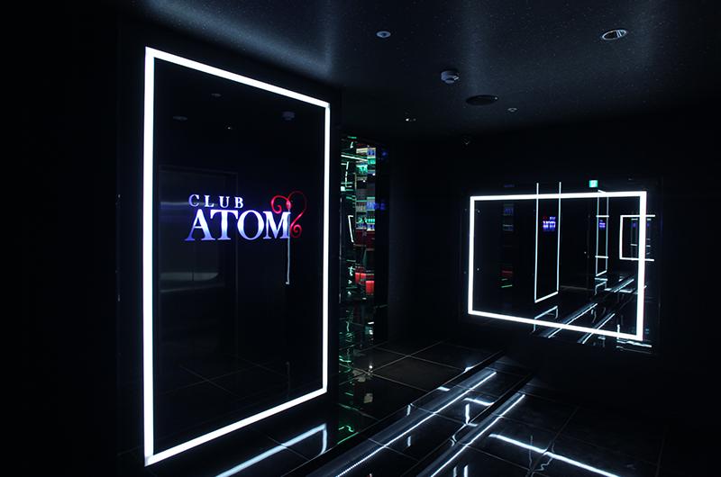 ホストクラブATOM-本店-の入り口